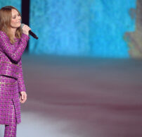 "Vanessa Paradis wore Chanel at the 36th Ceremony of the ""Victoires de la Musique"""