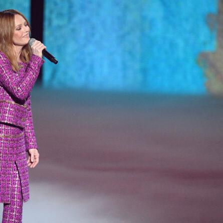"Vanessa Paradis wore Chanel at the 36th Ceremony of the ""Victoires de la Musique"""