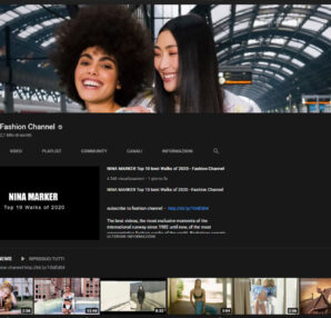 Fashion Channel video content partner di Camera Nazionale della Moda Italiana