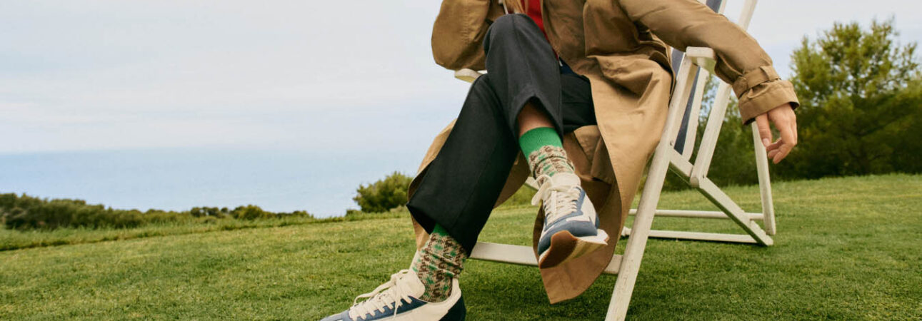 """Lacoste collection """"Match Break"""" Man&Woman Spring Summer 2021"""