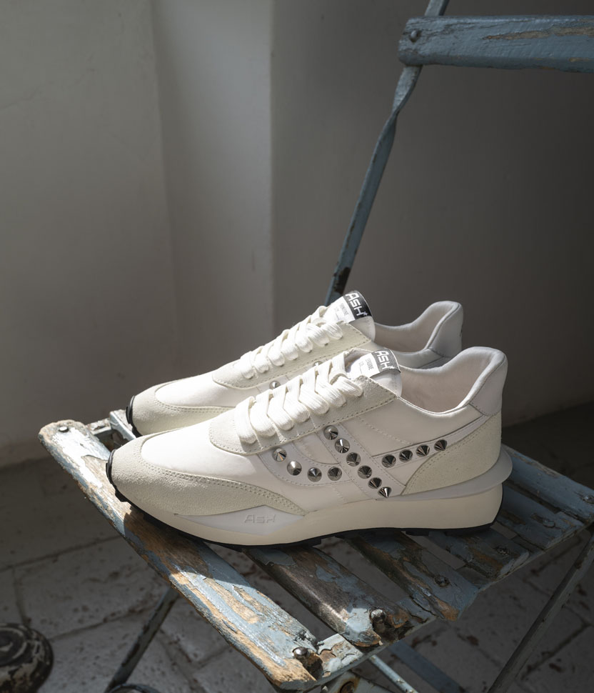 ASH sneakers collection Spring Summer 2021