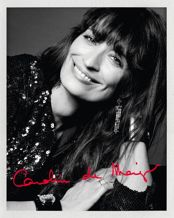 Caroline De Maigret photo by Inez Vinoodh