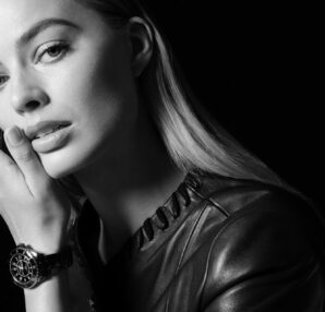 Chanel Horlogerie Collection J12 Margot Robbie