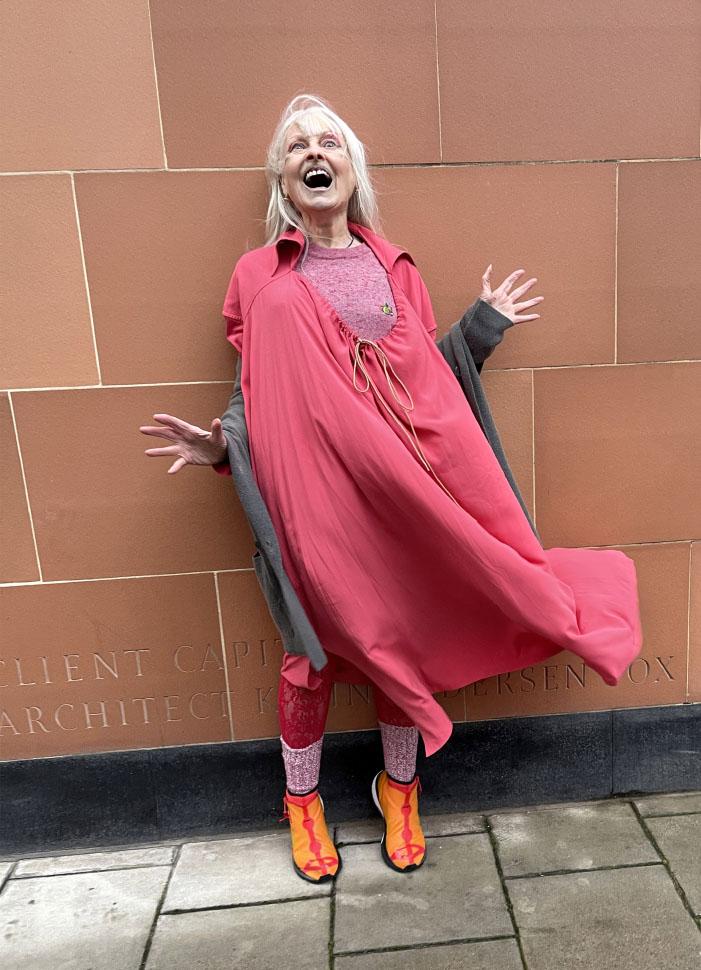 Andreas Kronthaler per Vivienne Westwood collezione Autunno Inverno 2021/22