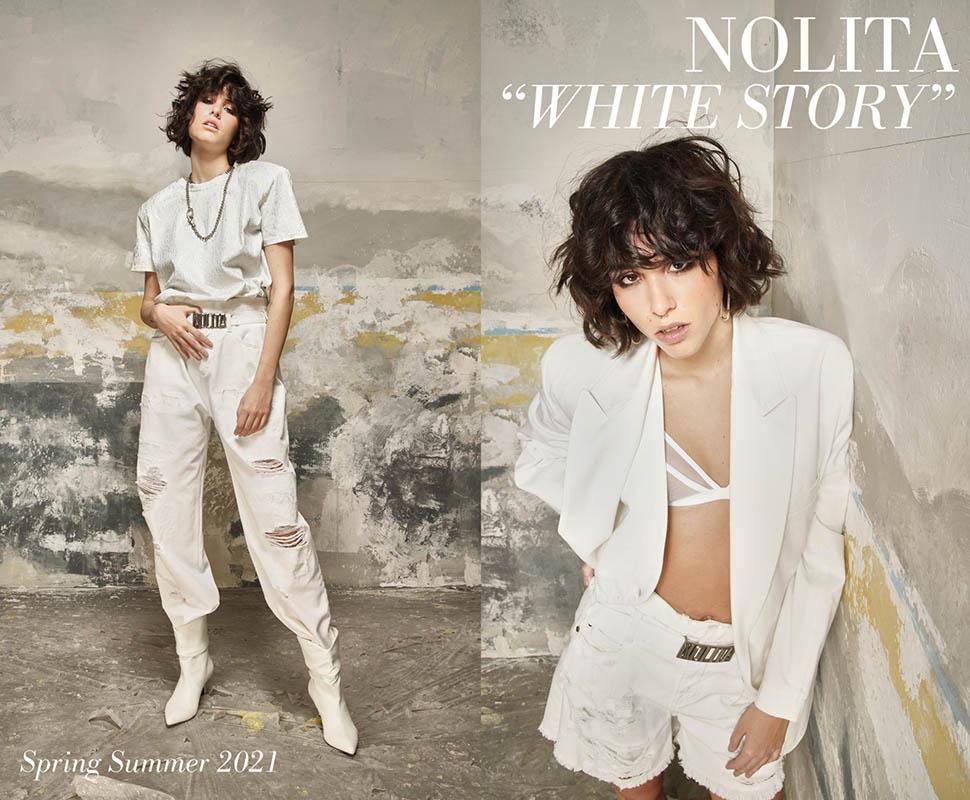 Nolita Spring Summer 2021 campaign