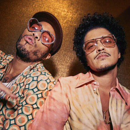 Lacoste x Ricky Regal - Bruno Mars launches his first lifestyle collection