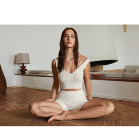 Mango second Activewear collection
