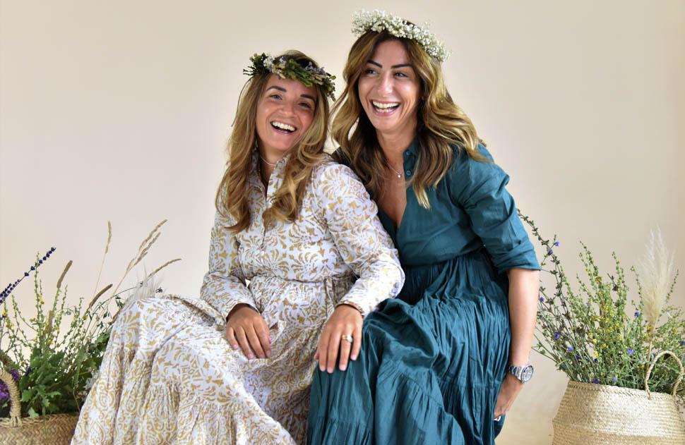 Serena e Dina by Giro Quadro - Spring Summer 2021 kids collection