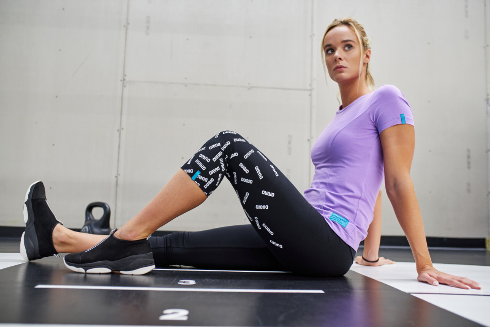 """Margherita Panziera Back to gym with arena """"Workout collection"""""""