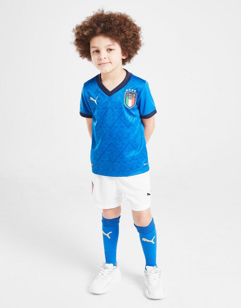 Maglietta Italia Puma bambino