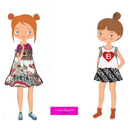 Laura Biagiotti Love: Laura Biagiotti announces the new children's clothing license