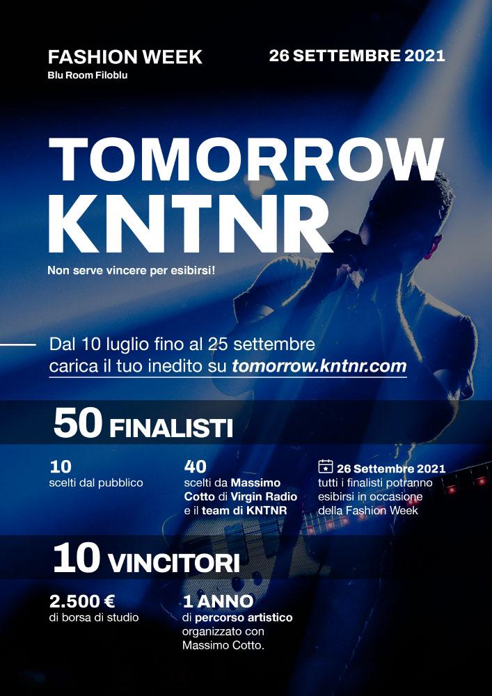 Tomorrow KNTNR