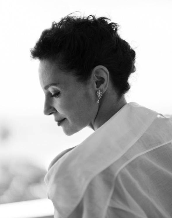 Jeanne Balibar wore Chanel at 74° Cannes International Film festival