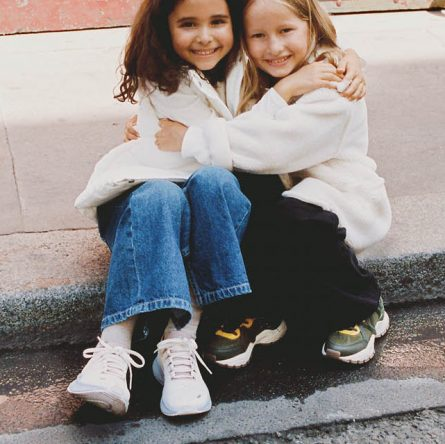 Mango Kids Sneakers Georgia & Paloma