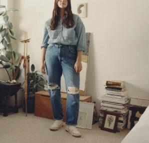 Charlotte Robinson x Mango Sneakers