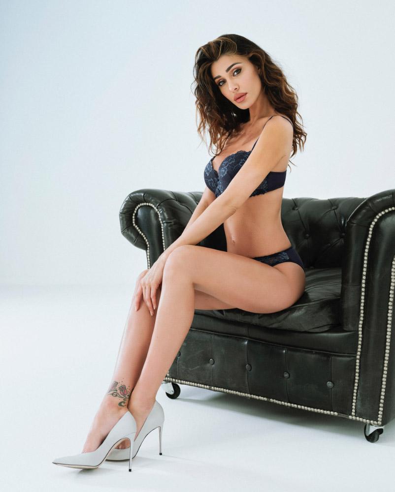 Belén Rodriguez - Jadea balconcino + slip