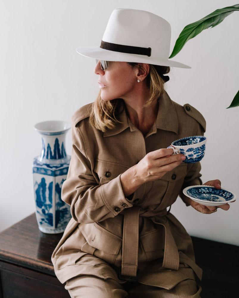 Montegallo Alice Catena Fall Winter 2021/22 collection