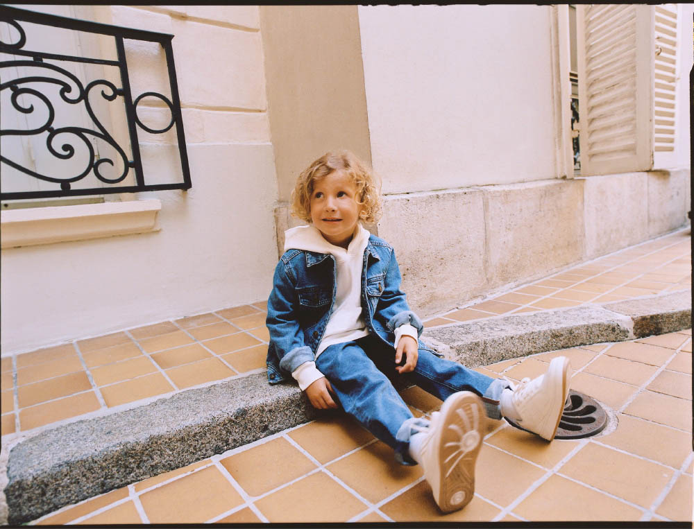 Mango Kids Sneakers Étienne