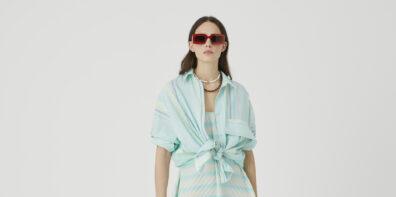 Si Alza il vento Beatrice .b new Spring Summer 2022 collection