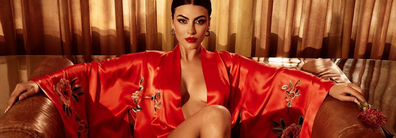 Giulia Salemi: face of the Primadonna Collection Fall Winter 2021/22 campaign