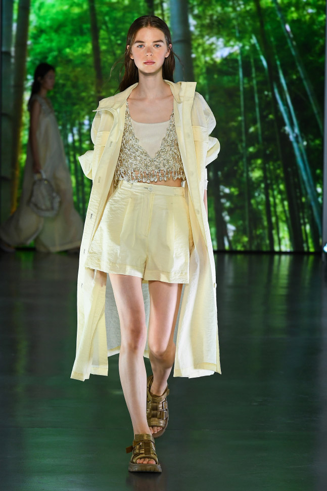 Anteprima new Spring Summer 2022 collection