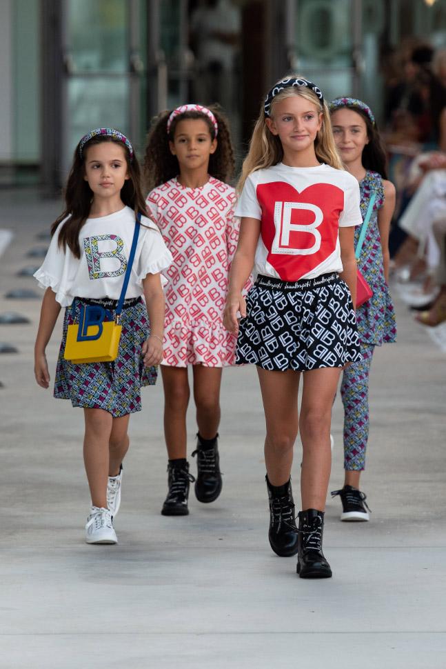 Laura Biagiotti Kids nuova collezione Primavera Estate 2022