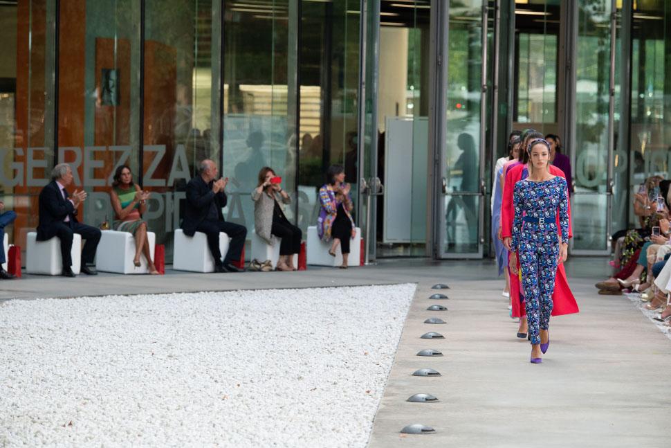 Laura Biagiotti nuova collezione Primavera Estate 2022