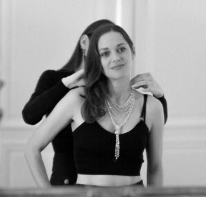 Marion Cotillard, French actress and producer, and CHANEL ambass