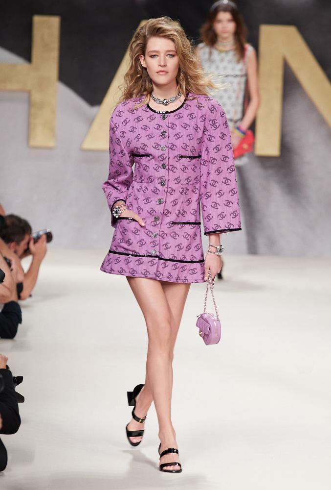 Chanel collezione Primavera Estate 2022