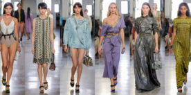 "The ""casual clothes"" for him and for her – Bottega Veneta Spring Summer 2018 Collection"