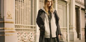 Burberry X Net-a-porter Capsule Collection