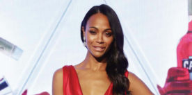 Campari Red Diaries World Premiere: the stunning Zoe Saldana stars in the short movie 'The Legend of Red Hand'