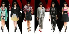 Il colore, un inno alla vita: Giorgio Armani presenta la nuova collezione per la Primavera Estate 2018