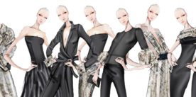 Woman is elegance and simplicity: Giorgio Armani launches a special collection on NET-A-PORTER