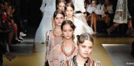Les Copains Spring Summer 2018: inspiration, passion and originality