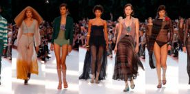 The collection Spring Summer 2018 and the 20 years of direction of Angela Missoni