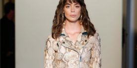 The sumptuously modern woman of Simonetta Ravizza for Spring Summer 2018