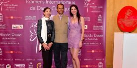 """Dance, art, culture and fashion meet in Monaco for the Event of the International Ballet Exams of the """"Lorena Baricalla Monte-Carlo Russian Method"""""""