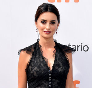 Toronto-International-Film-Festival-Penelope-Cruz-Chanel-Ambassador