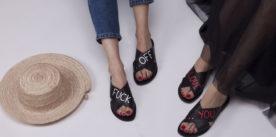 Sofia Capri e i suoi sandali storici: un passe-partout della Primavera Estate 2018