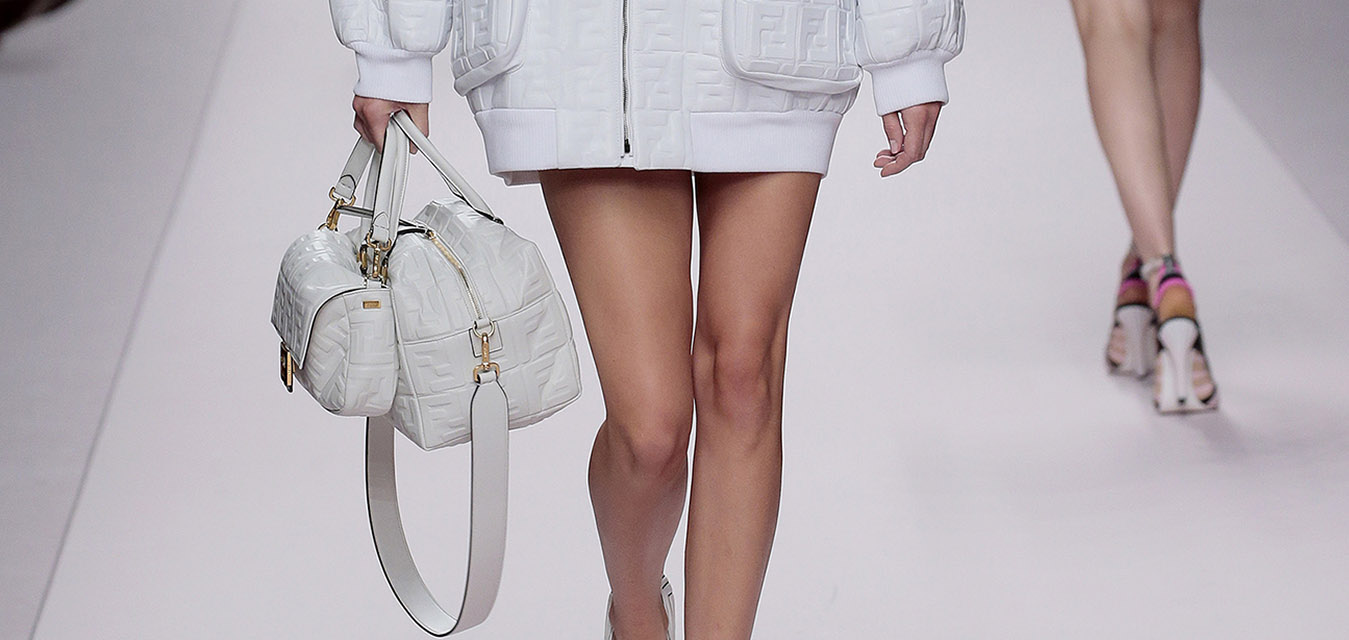 50c36c97b5d5 The 2.0 version of Lara Croft wears Fendi – Spring Summer 2019 collection