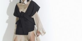 Balossa Spring Summer 2018 Collection: the perfection of asymmetry