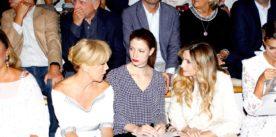 I vip uniti nel ricordo di Laura Biagiotti