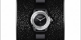 Time becomes even more precious with the unmistakable Chanel J12 XS for Only Watch 2017