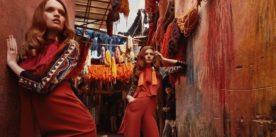 Roberta Biagi: Il calore di Marrakech attraverso l'obbiettivo di Nima Benati