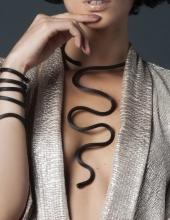 Breil New Snake - black