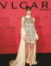 Emilia Schuele . Bulgari Hosts #Starsinbulgari Night In Berlin