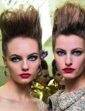 Backstage Défilé CHANEL Haute Couture Printemps-Eté 2019