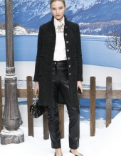 Chanel : Photocall- Paris Fashion Week Womenswear Fall/Winter 2019/2020