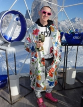Jeremy Scott . DMB Ciroc Moschino Winter hotspot day